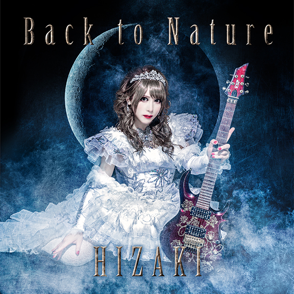 HIZAKI『Back to Nature』600×600pixel